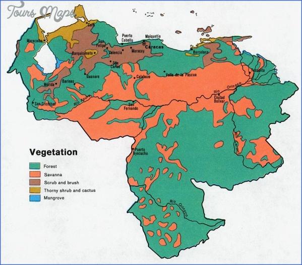 venezuela map 9 Venezuela Map