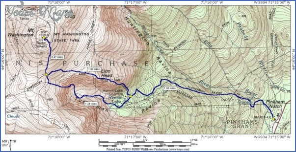 washington hiking trails map 4 Washington Hiking Trails Map