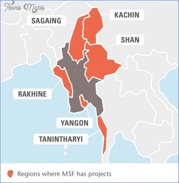 where is burma on the map 4 Where Is Burma On The Map