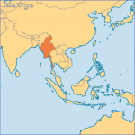 where is burma on the world map 2 150x150 Where Is Burma On The World Map