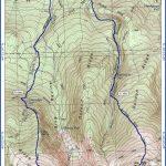 white mountains hiking map 2 150x150 White Mountains Hiking Map