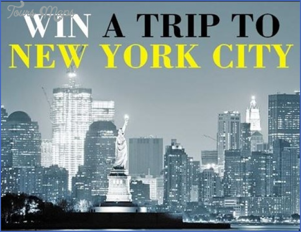 win a trip to new york 7 Win A Trip To New York
