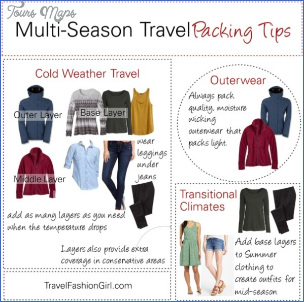 how to layer clothing for travel 1 HOW TO LAYER CLOTHING FOR TRAVEL