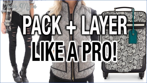 how to layer clothing for travel 12 HOW TO LAYER CLOTHING FOR TRAVEL