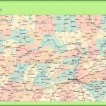 pennsylvania map 8 150x150 Pennsylvania Map