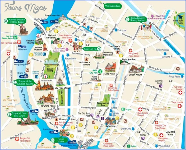 practical travel maps bangkok chiang mai 7 PRACTICAL TRAVEL MapS BANGKOK & CHIANG MAI
