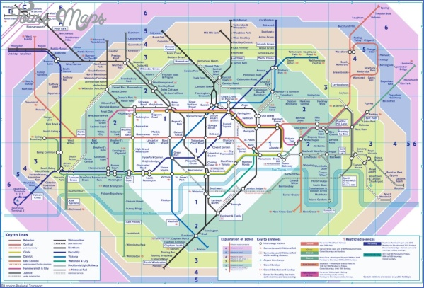 Travel Map London.Practical Travel Maps London Toursmaps Com