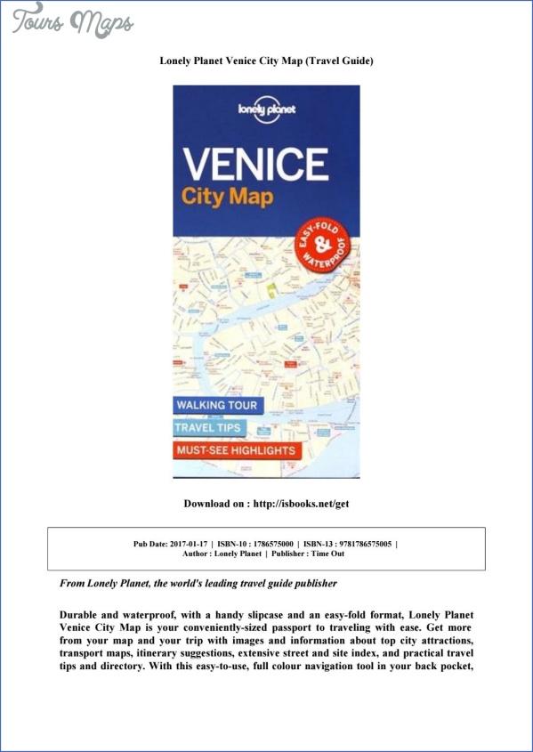practical travel maps venice 10 PRACTICAL TRAVEL MapS VENICE