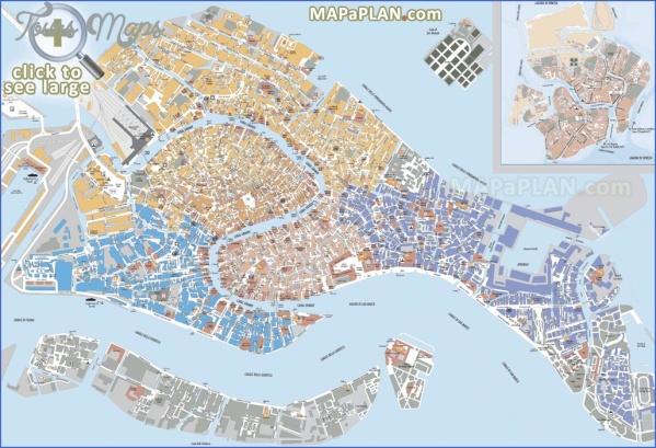 practical travel maps venice 11 PRACTICAL TRAVEL MapS VENICE