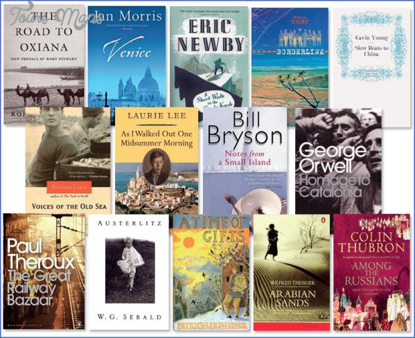 the top travel books 14 THE TOP TRAVEL BOOKS