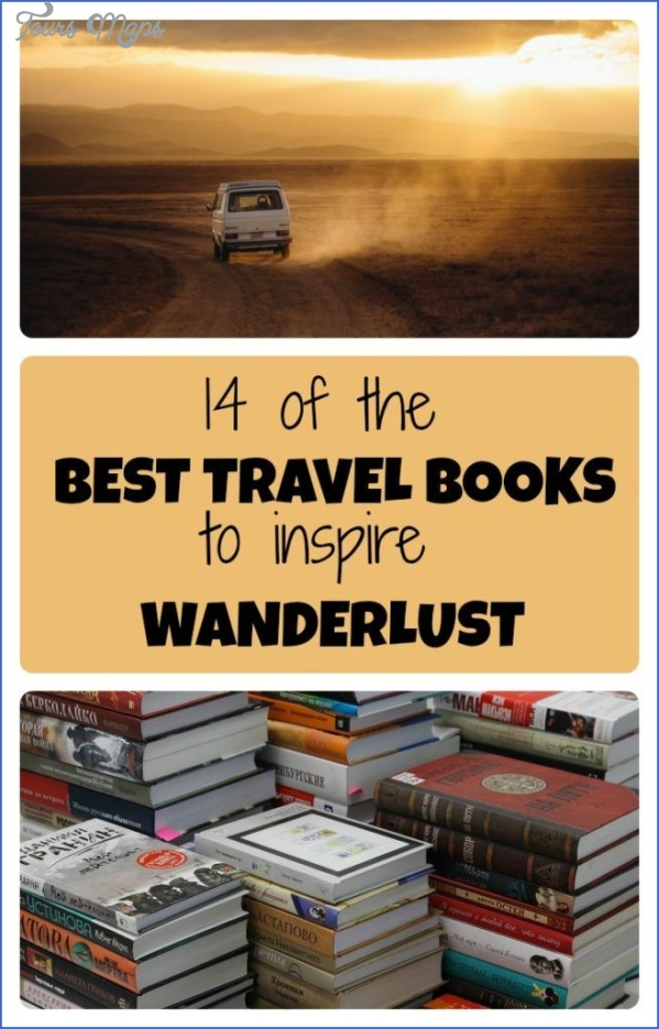 the top travel books 5 THE TOP TRAVEL BOOKS