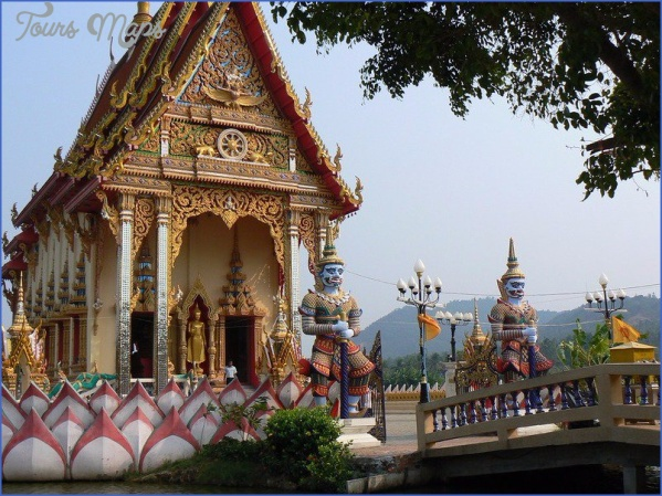 bigstock temple koh samui 2315490 1 Best Travel Destinations Asia November