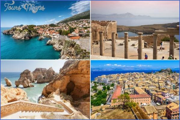 Best Travel Destinations In October - ToursMaps.com