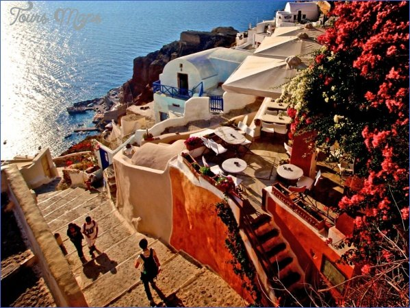 santorini Best Travel Destinations By Yourself