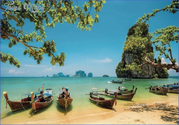 thailand Best Travel Destinations Budget