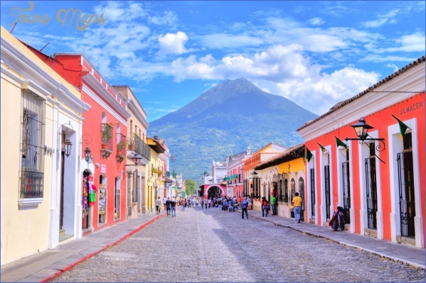 01 antigua guatemala Best Travel Value Destinations