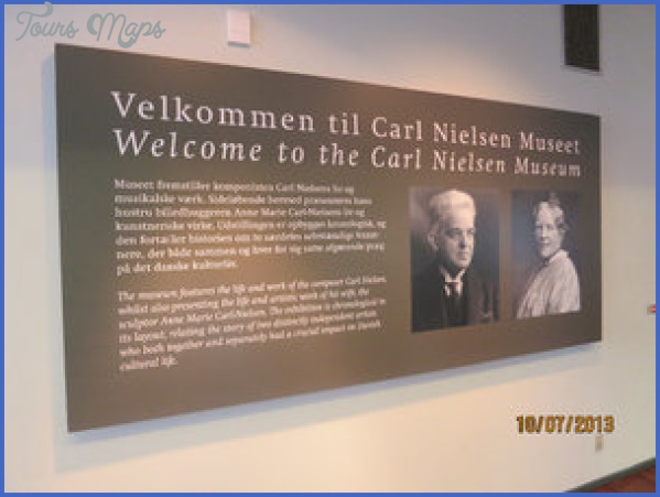 7613490 carl nielsen museum 0 NIELSEN MUSEUM