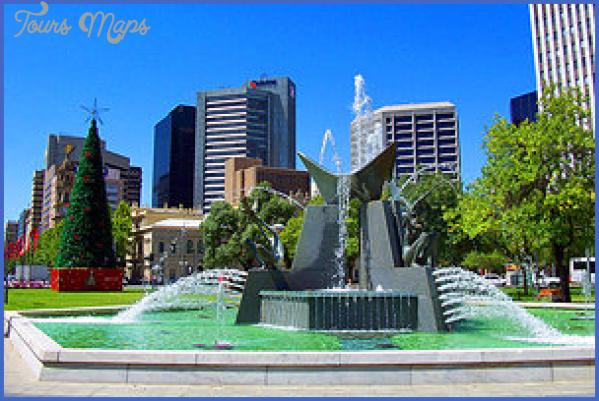 australia south australia adelaide victoria square Top Travel Destinations Victoria