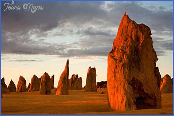 australia western australia the pinnacles Top Travel Destinations Victoria