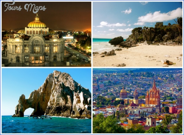 best travel destinations in mexico for 2015 Best Travel Destinations