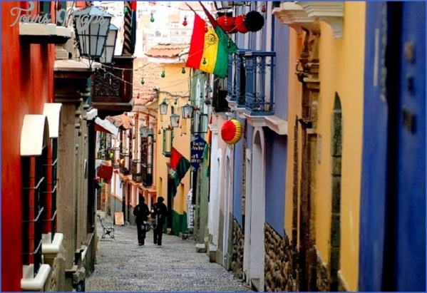 calle jean street in la paz bolivia BEST MUSEUMS IN LA