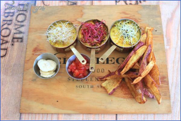 capetown vegan Best Travel Destinations For Vegetarians
