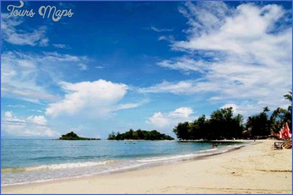 choeng mon beach 600x400 100 Best Travel Destinations