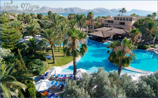 club pollentia resort majorca l xlarge Best Travel Destinations With 2 Year Old
