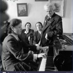 composer alexander goldenweiser right conducting piano classes in b9r61x 150x150 GOLDENWEISER MUSEUM