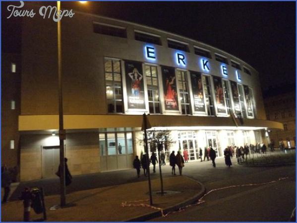 erkel theatre ERKEL MUSEUM