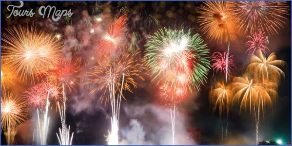 fireworksoverwater Best 4Th Of July Travel Destinations