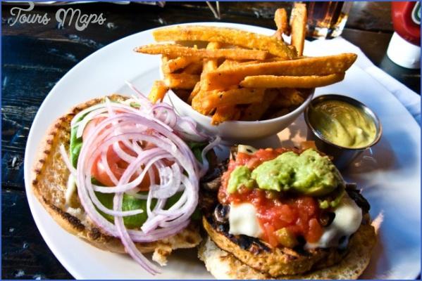 food topic image veggie burger e1441611050490 Best Travel Destinations For Vegetarians