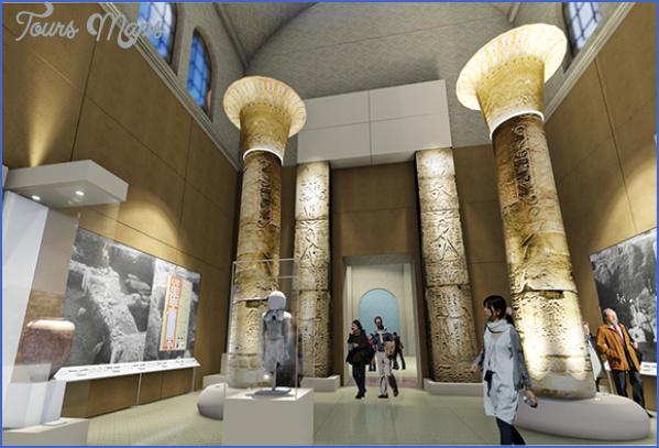 gaz museum rotunda PANN MUSEUM