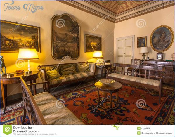 historisches toskana art wohnzimmer italiens einem museum volterr 45347858 EINEM MUSEUM