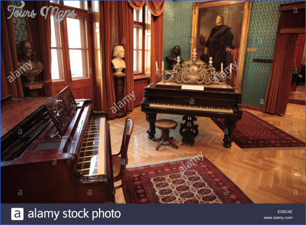 hungary budapest piano in liszt ferenc memorial museum ex8c4e LISZT MUSEUM