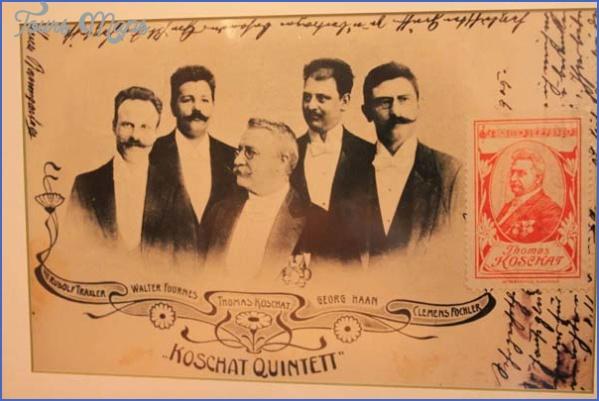 koschat quintett 01 KOSCHAT MUSEUM