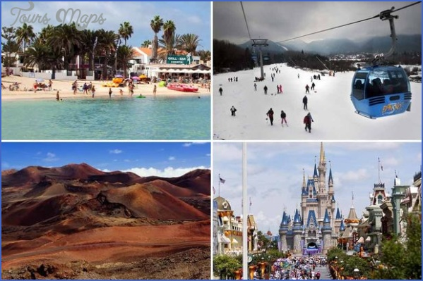 Top travel destinations for 18 year olds for Cheap vacations in january