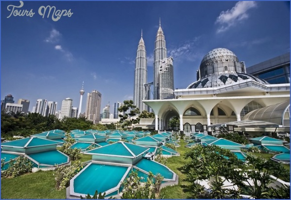 malaysia  best travel destinations in asia for december Best Travel Destinations
