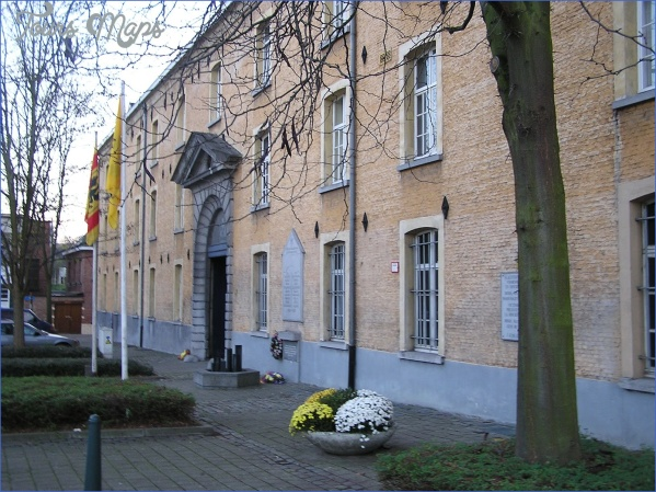 mechelen belgium deportation camp photo s gruber nov 05 9 GRUBER MUSEUM
