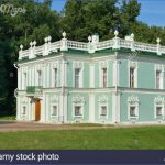 moscow italian house a small two story building light green color f99wt3 150x150 GOLOVANOV MUSEUM