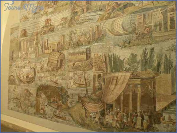 palestrina mosaic 650 PALESTRINA MUSEUM