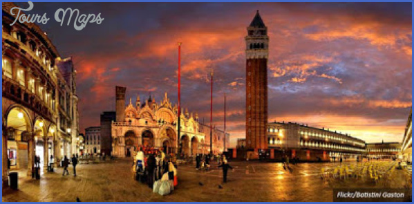 piazza san marco venice italy Top 5 Best Travel Destinations
