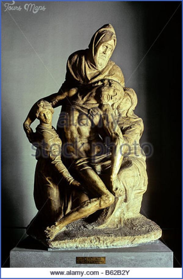 pieta palestrina by michelangelo buonarroti duomo museum museo dellopera b62b2y PALESTRINA MUSEUM