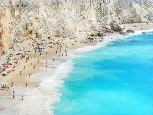 porto katsiki lefkas greece cr getty 50 Best Travel Destinations 2018