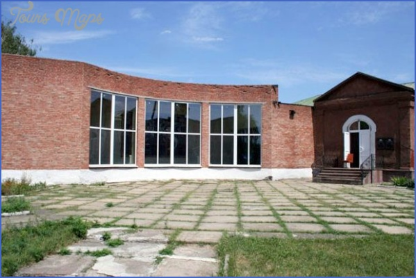 prokofiev museum 2 PROKOFIEV MUSEUM
