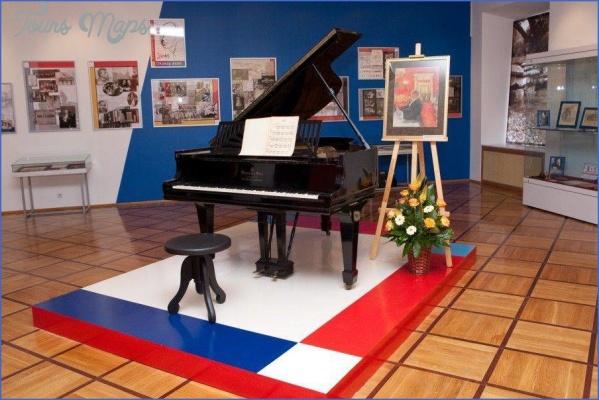 prokofiev museum 4 PROKOFIEV MUSEUM