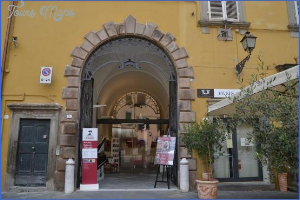 puccini museum casa natale 4 PUCCINI MUSEUM