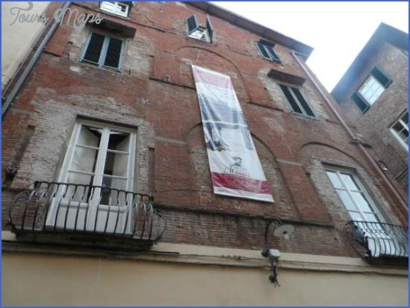 puccini museum casa natale 5 PUCCINI MUSEUM
