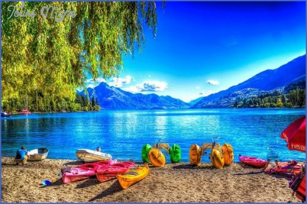 queenstown new zealand Best Travel Destinations With Family