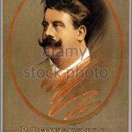 ruggiero leoncavallo 1858 1919 italian opera composer c1906 lithograph d98xb3 150x150 LEONCAVALLO MUSEUM